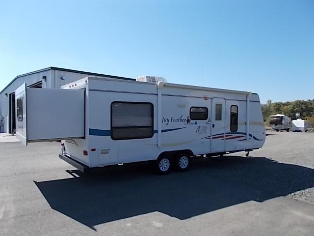 2008 JAYCO JAY FEATHER 254