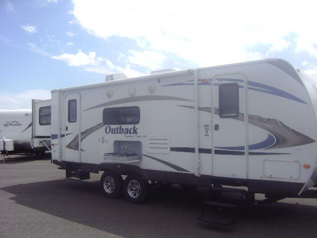 2010 KEYSTONE OUTBACK 250RS