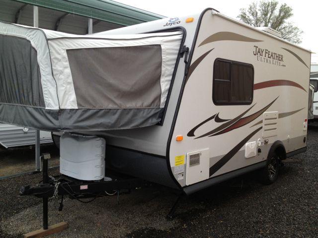 2013 JAYCO JAY FEATHER X17Z ULTRA LITE