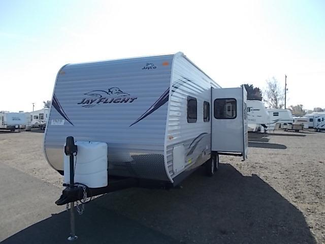 2013 JAYCO JAY FLIGHT 24FBS