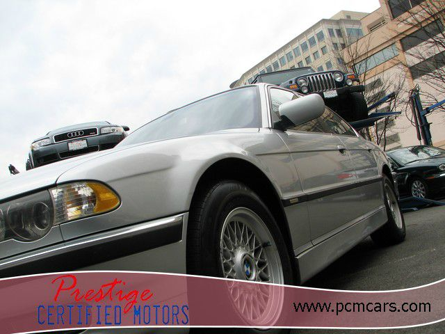 2001 BMW 7 series 740i - Arlington VA