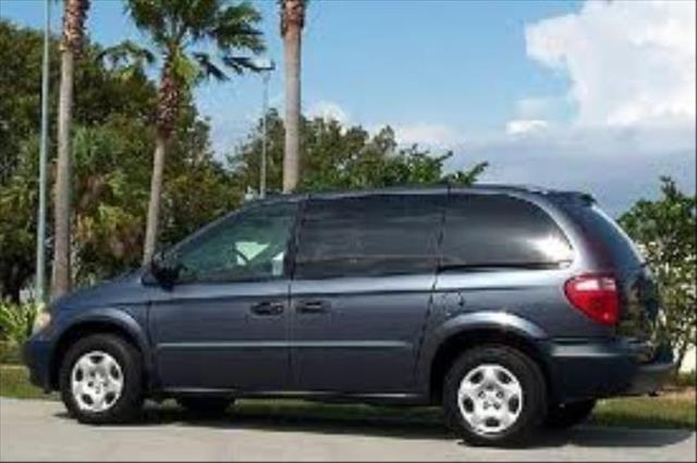 2002 DODGE CARAVAN