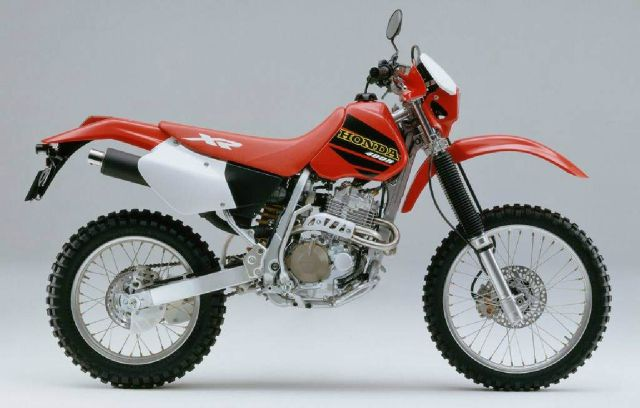 2002 HONDA XR400R