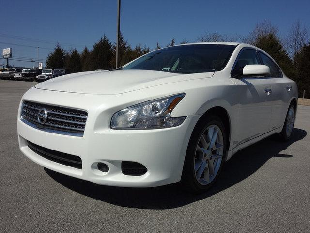 2010 Nissan Maxima