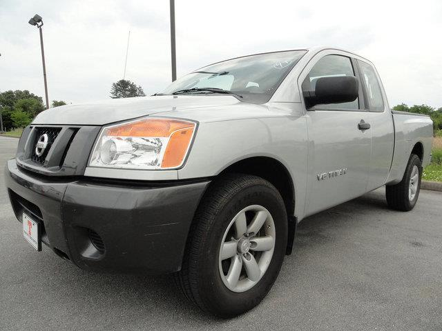 2008 Nissan Titan