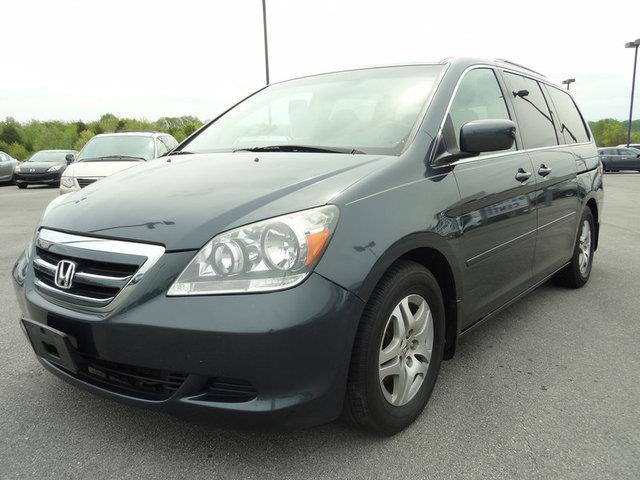 2006 Honda Odyssey