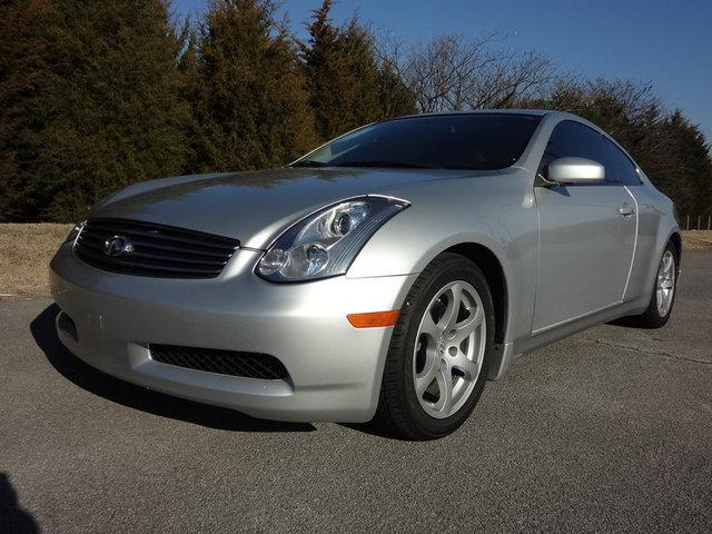 2006 Infiniti G35