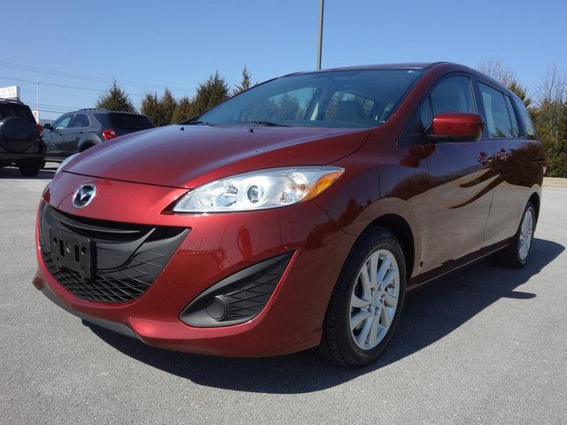 2012 Mazda 5