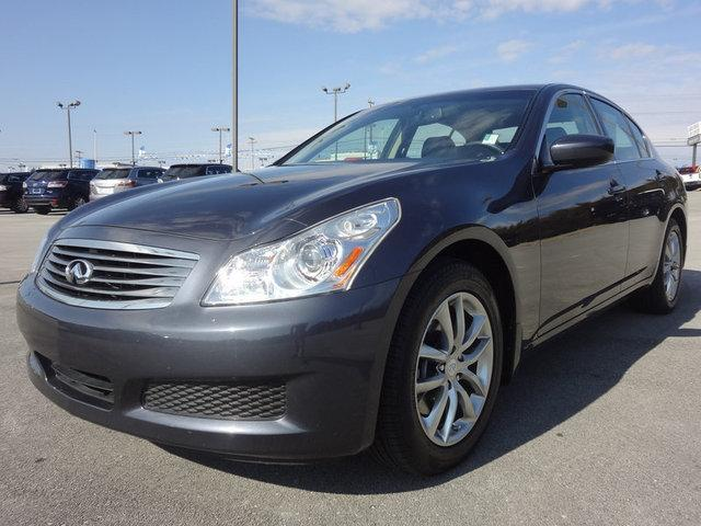 2009 Infiniti G37x