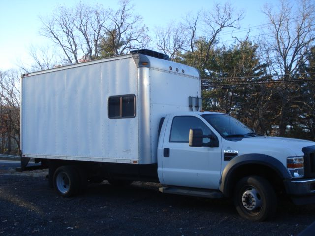 2008 Ford F 450    4x4