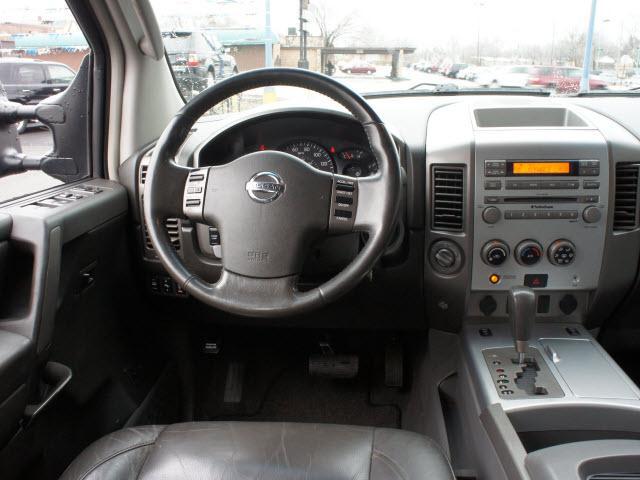 Image 4 of 2005 Nissan Titan LE…