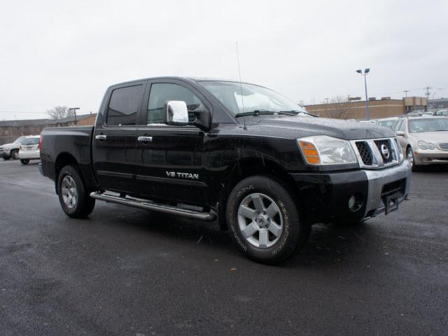 Image 11 of 2005 Nissan Titan LE…