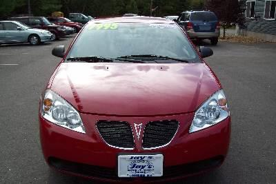 2006 Pontiac G6 Sedan LOADED VERY NICE ! - Loudon NH