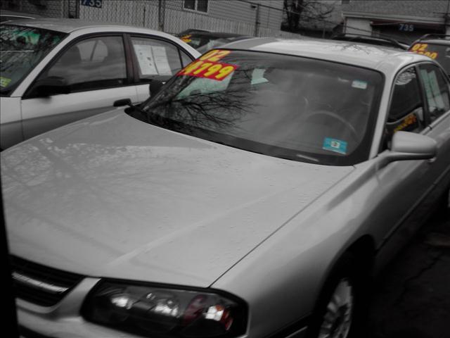 Image 4 of 2002 Chevrolet Impala…