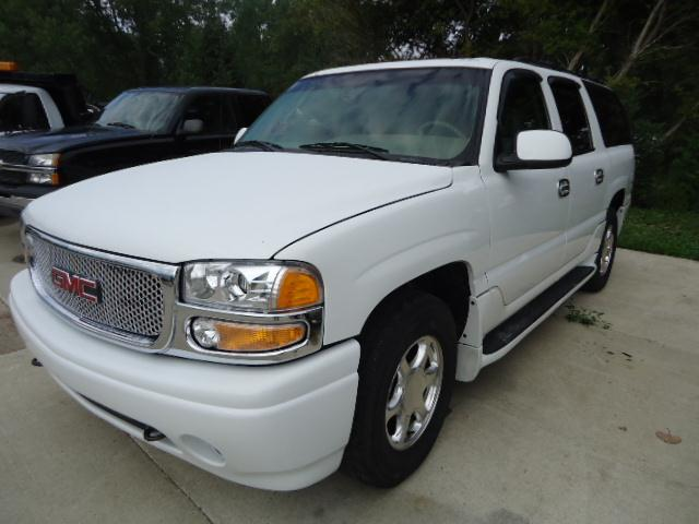 2002 GMC Yukon XL