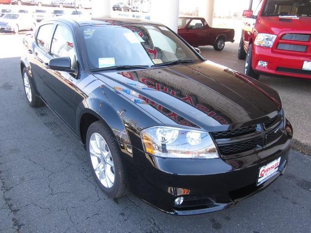 2012 Dodge Avenger R T 6 Cylinder Black
