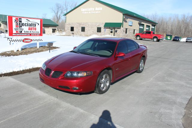 2004 Pontiac Bonneville
