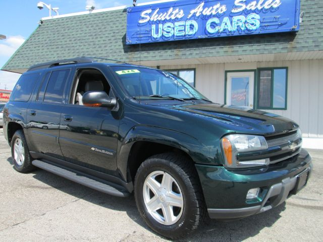 2003 Chevrolet TrailBlazer EXT - CRYSTAL LAKE, IL