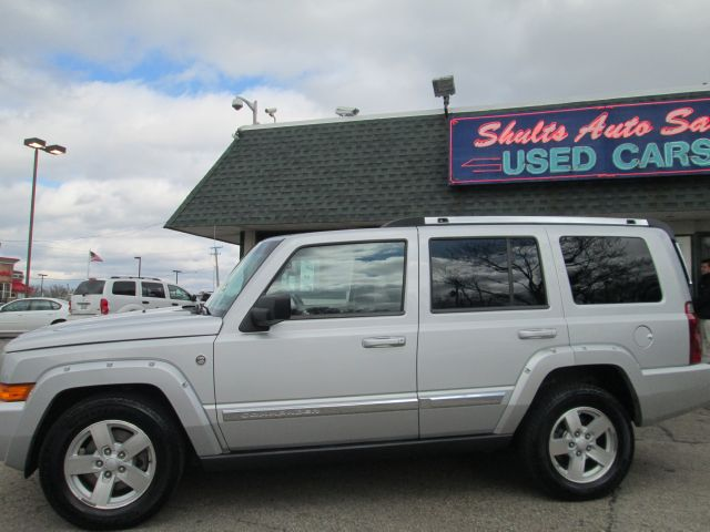2008 Jeep Commander - CRYSTAL LAKE, IL