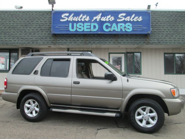 2003 Nissan Pathfinder - CRYSTAL LAKE, IL