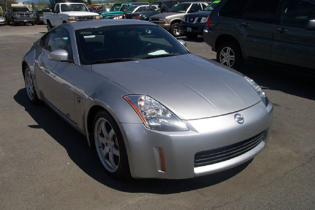 2003 NISSAN 350Z TRACK unspecified low miles abs brakesair conditioningalloy wheelsamfm radi