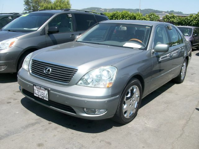 2003 LEXUS LS 430 grey 165345 miles VIN JTHBN30F030094464 