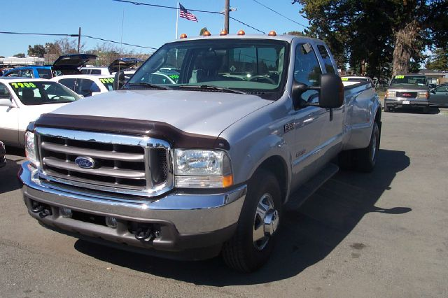 2004 FORD F350 LARIAT SUPERCAB LONG BED 2WD D silver 1 owner low miles abs brakesair conditioning