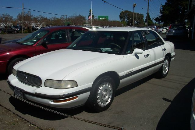 1997 BUICK LESABRE CUSTOM white abs brakesair conditioninganti-brake system 4-wheel absbody st