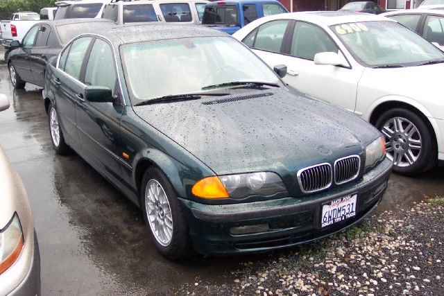 2000 BMW 3 SERIES 328I green abs brakesair conditioningalloy wheelsamfm radioanti-brake syste