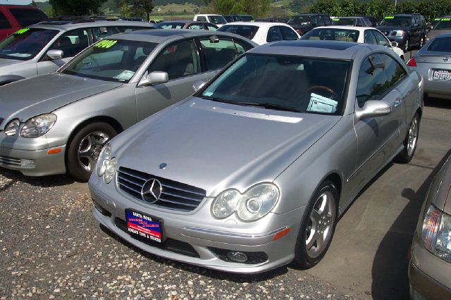 2003 MERCEDES-BENZ CLK-CLASS CLK500 COUPE unspecified abs brakesair conditioningalloy wheelsam