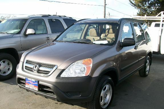 2003 HONDA CR-V 1 OWNER -SERVICE RECORDS