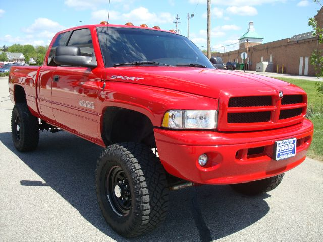2000 Dodge Ram 2500