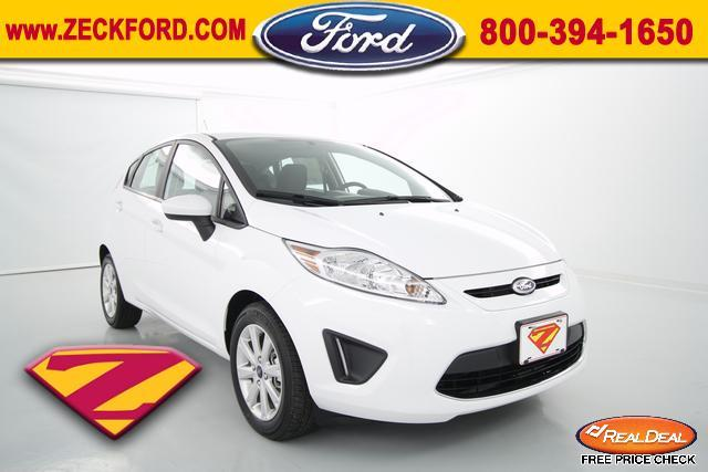 Image 1 of 2012 Ford Fiesta SE…