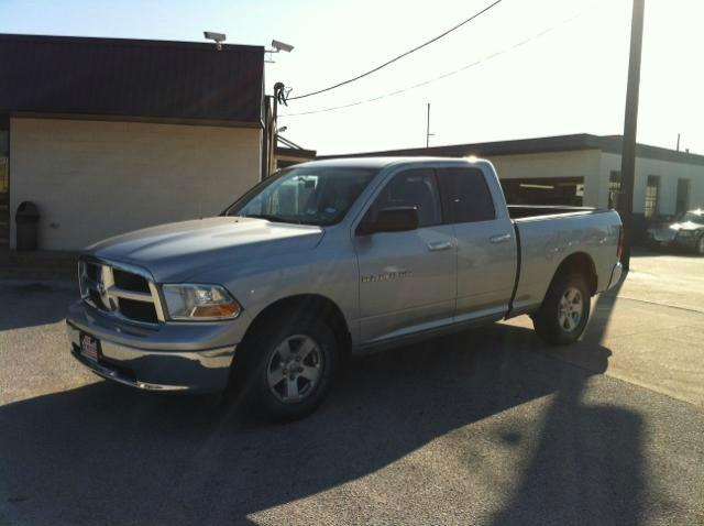 2011 Dodge Ram 1500 1500 - Dallas Fort Worth Metroplex TX