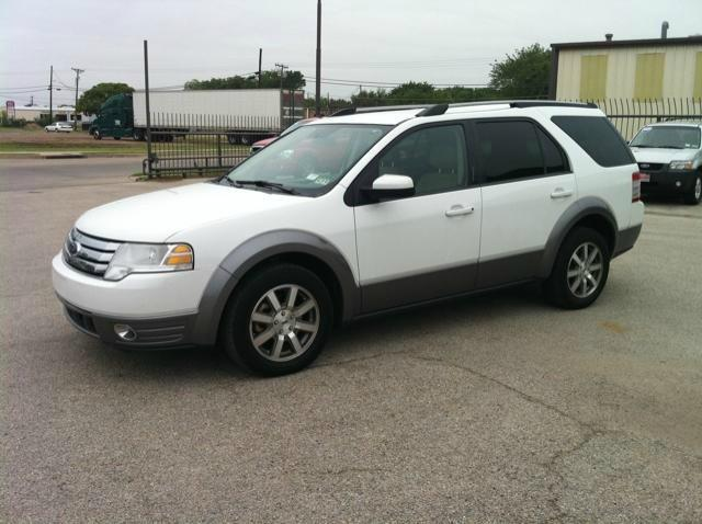 2008 Ford Taurus X 4dr Wgn SEL FWD - Dallas Fort Worth Metroplex TX