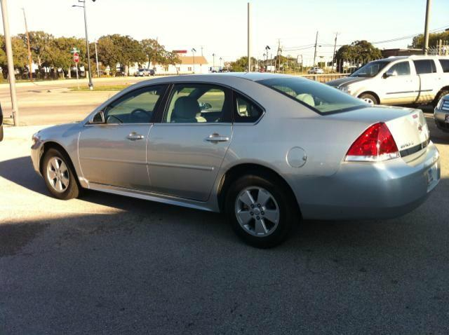 2011 Chevrolet Impala 4dr Sdn LT Fleet - Dallas Fort Worth Metroplex TX