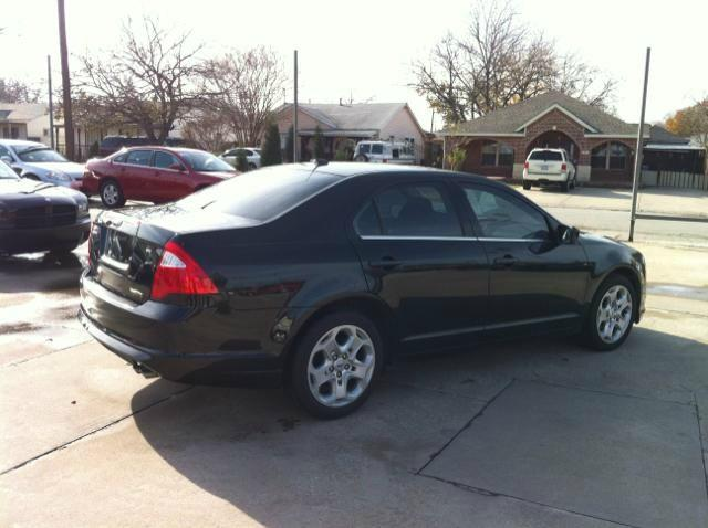2010 Ford Fusion 4dr Sdn SE FWD - Dallas Fort Worth Metroplex TX