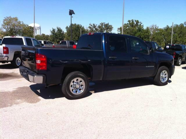 "2010 Chevrolet Silverado 1500 2WD Crew Cab 143.5"" LT - Dallas Fort Worth Metroplex TX"