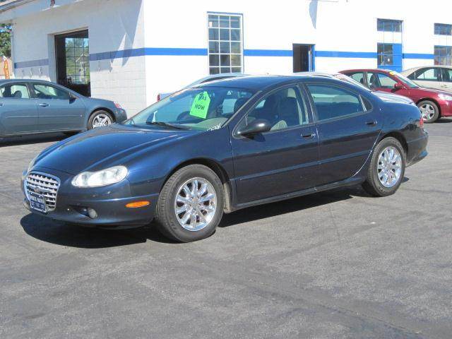 2002 Chrysler Concorde LXi For Sale In Chichester NH - Price Auto ...