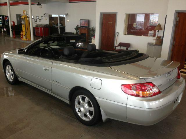 2002 Toyota Camry Solara