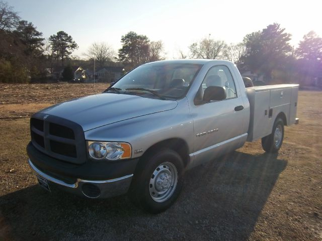 2005 DODGE RAM 2500 SERVICE TRUCK silver stahl service body looks like it has never been used lo