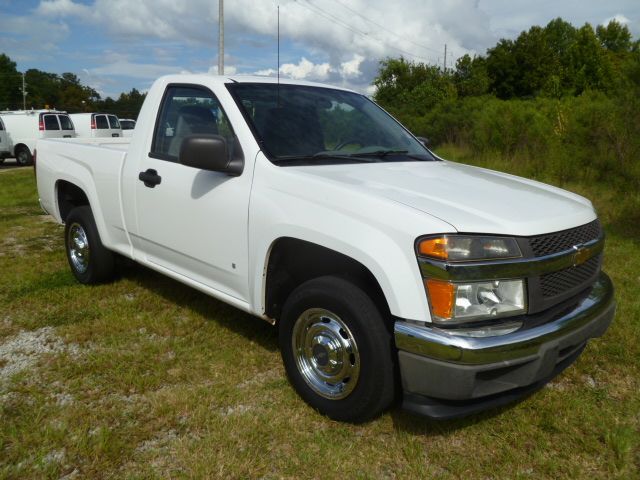 2008 CHEVROLET COLORADO LS white 4cyl reg cab extra clean  ready to work for you great on gas
