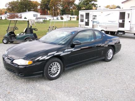 2002 Chevrolet Monte Carlo LS - Acme PA
