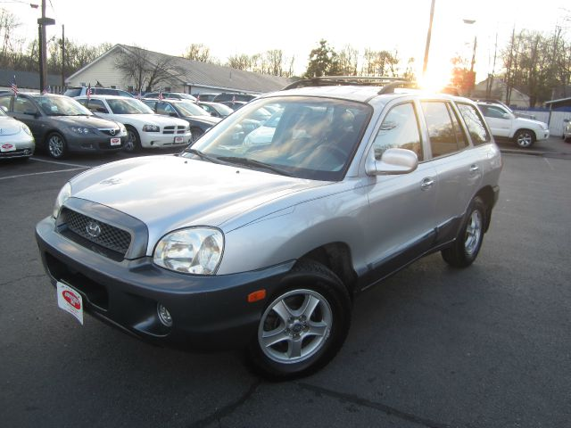 2002 Hyundai Santa Fe - MANASSAS, VA