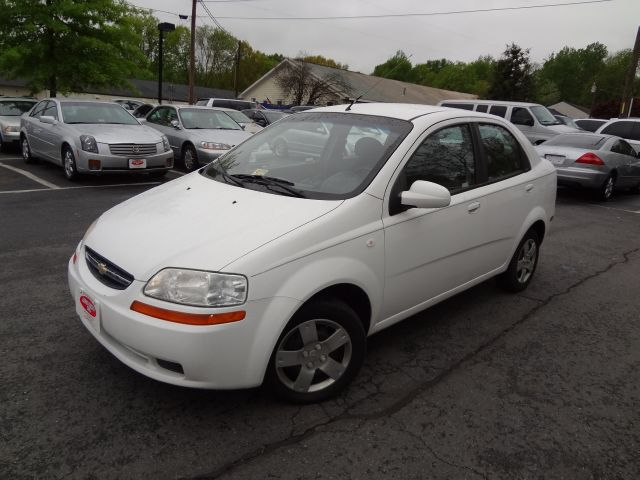 2006 Chevrolet Aveo - MANASSAS, VA