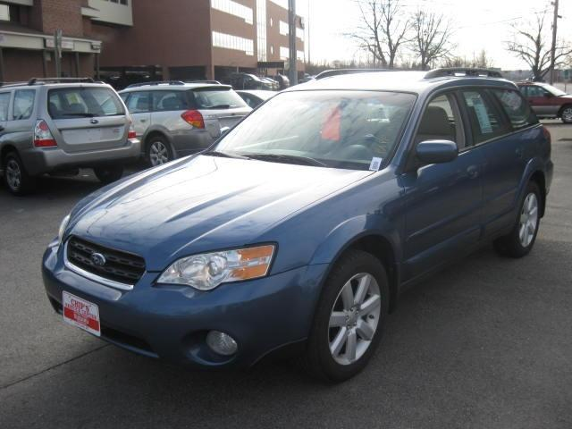 2007 Subaru Outback 2.5i Limited - PORTLAND ME