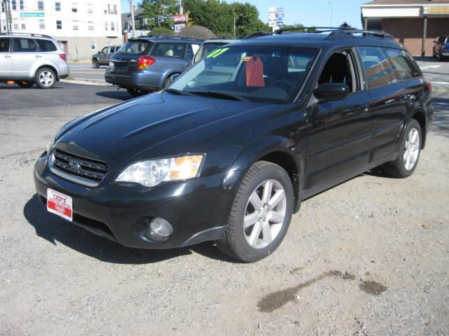 2007 Subaru Outback