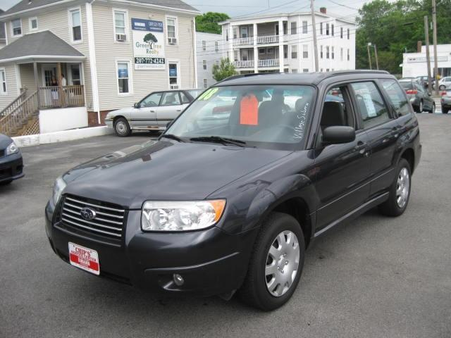 2008 Subaru Forester