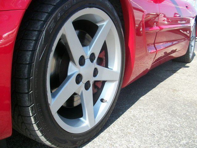 2001 Chevrolet Corvette Coupe - San Antonio TX