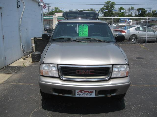 1999 GMC Jimmy; Envoy